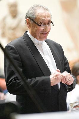 Борис Певзнер. заслуженный деятель искусств России, профессор