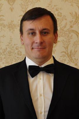Хоровой театр Бориса Певзнера. Андрей Павленко. бас
