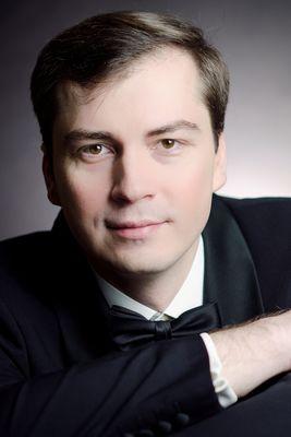 Хоровой театр Бориса Певзнера. Давид Целаури. бас